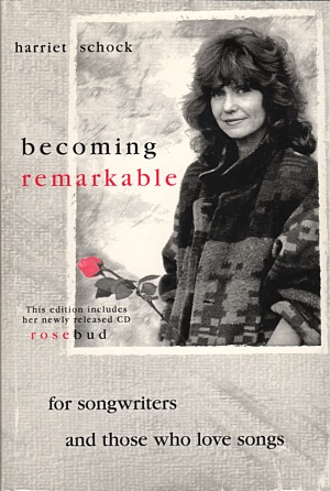 Harriet Schock - Becoming Remarkable Book