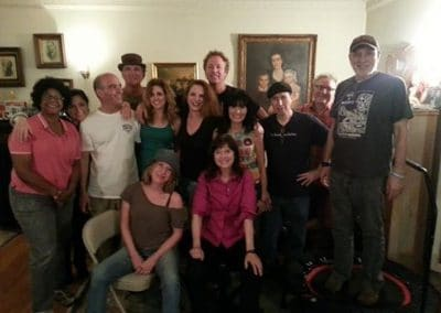 Harriet Schock's Monday Night Songwriting Class 2014