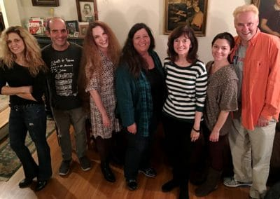 Harriet Schock's Monday Night Songwriting Class March 2016