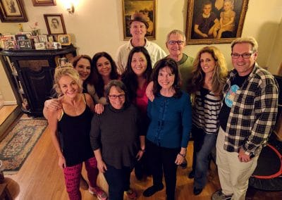 Harriet Schock's Monday Night Songwriting Class March 2017