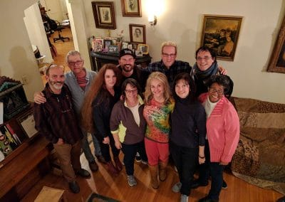 Harriet Schock's Monday Night Songwriting Class January 2017