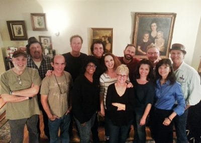 Harriet Schock's Monday Night Songwriting Class January 2015