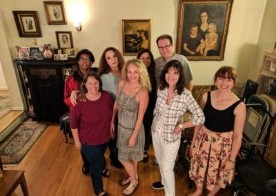 Harriet Schock's Monday Night Songwriting Class July 2017