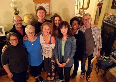 Harriet Schock's Monday Night Songwriting Class October 2016