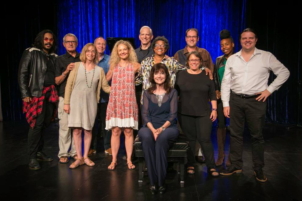 Harriet Schock - SNAP - Sunday Night at the Pavilion - 8-13-2017 After Show Group Photo