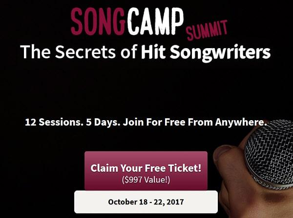 SongCamp 2017