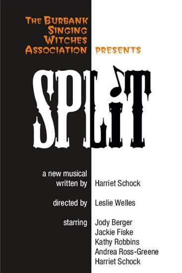 Split Playbill