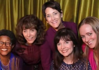 Cast From Split - Andrea Ross-Greene, Jody Berger, Kathy Robbins, Harriet Schock, Jackie Fiske