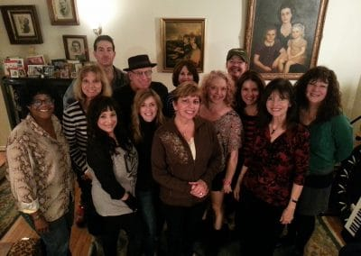 Harriet Schock's Tuesday Night Songwriting Class January 2015