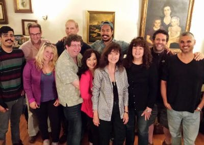 Harriet Schock's Tuesday Night Songwriting Class July 2015