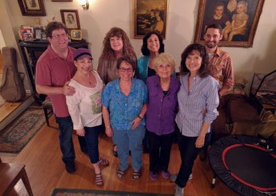 Harriet Schock's Tuesday Night Songwriting Class June 2016