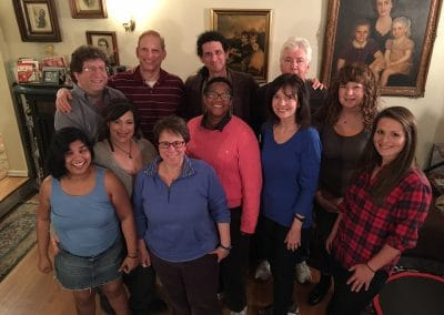 Harriet Schock's Tuesday Night Songwriting Class March 2016