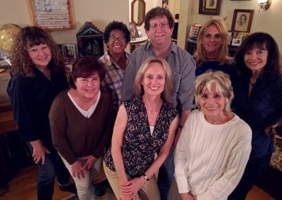 Harriet Schock's Tuesday Night Songwriting Class October 2016