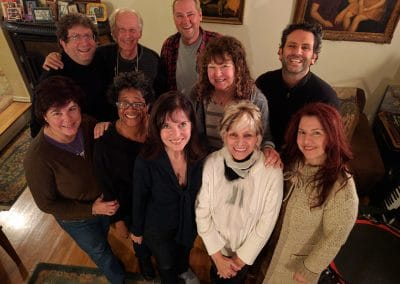 Harriet Schock's Tuesday Night Songwriting Class January 2017