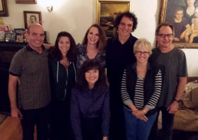 Harriet Schock's Monday Night Songwriting Class March 2015
