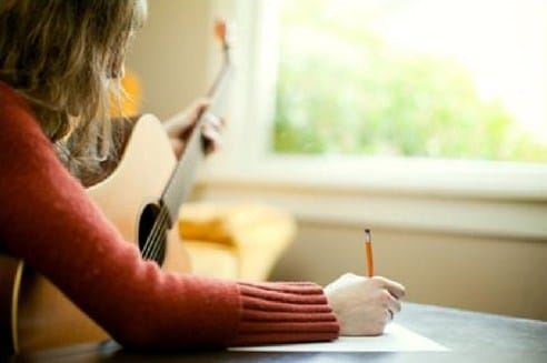 Songwriting Tip: Songs Are Small Things
